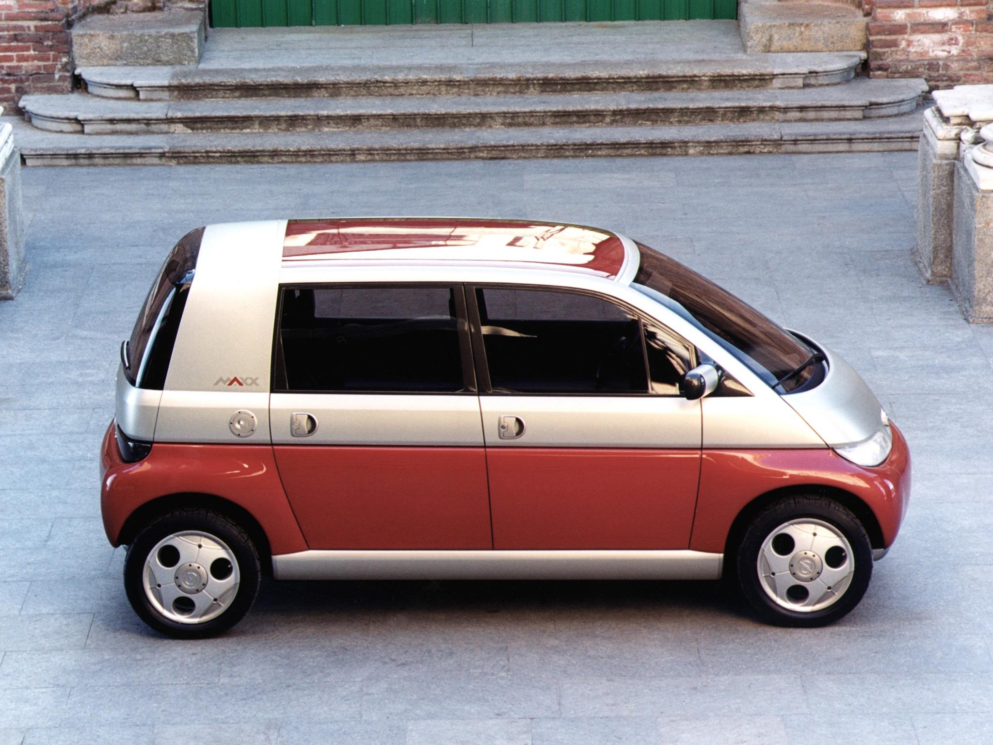 Opel Maxx 5 Door Concept 1995 Old Concept Cars