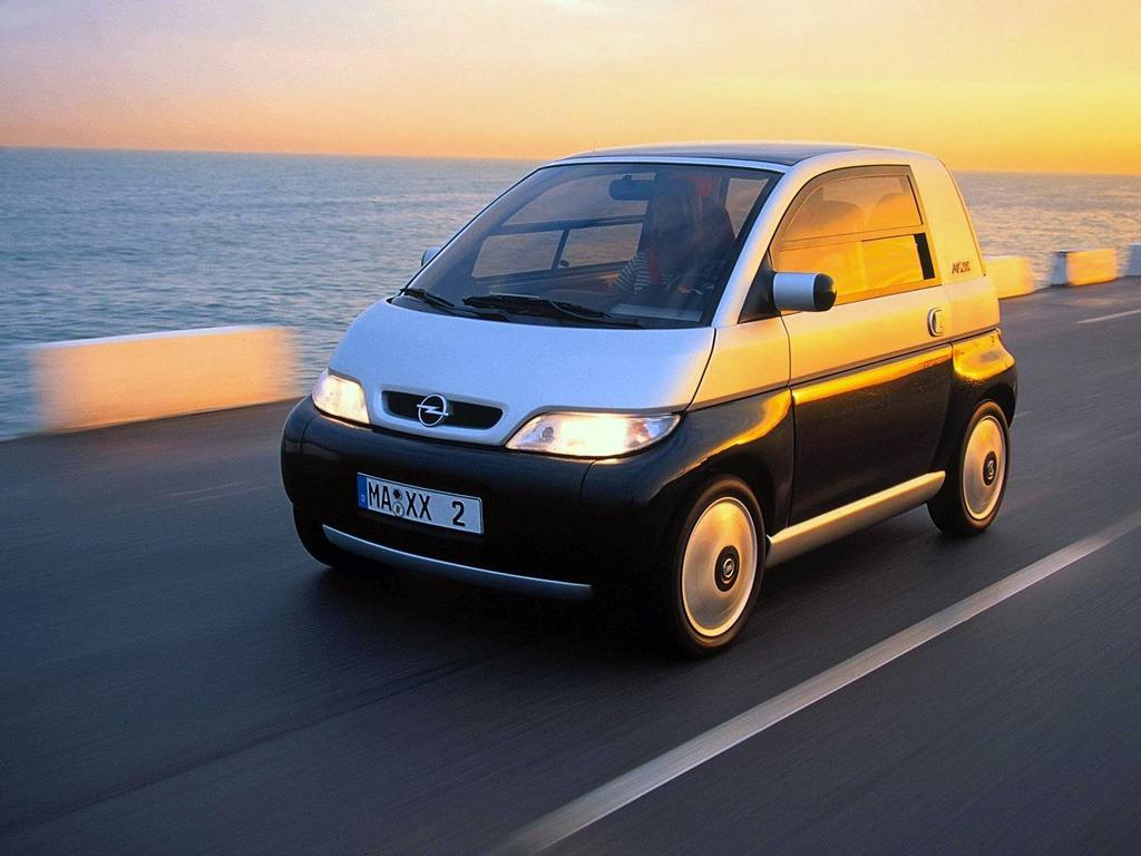 Opel Maxx Concept (1995)