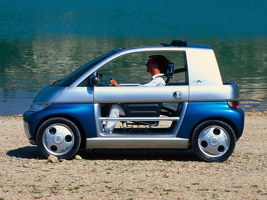 opel maxx concept   concept cars