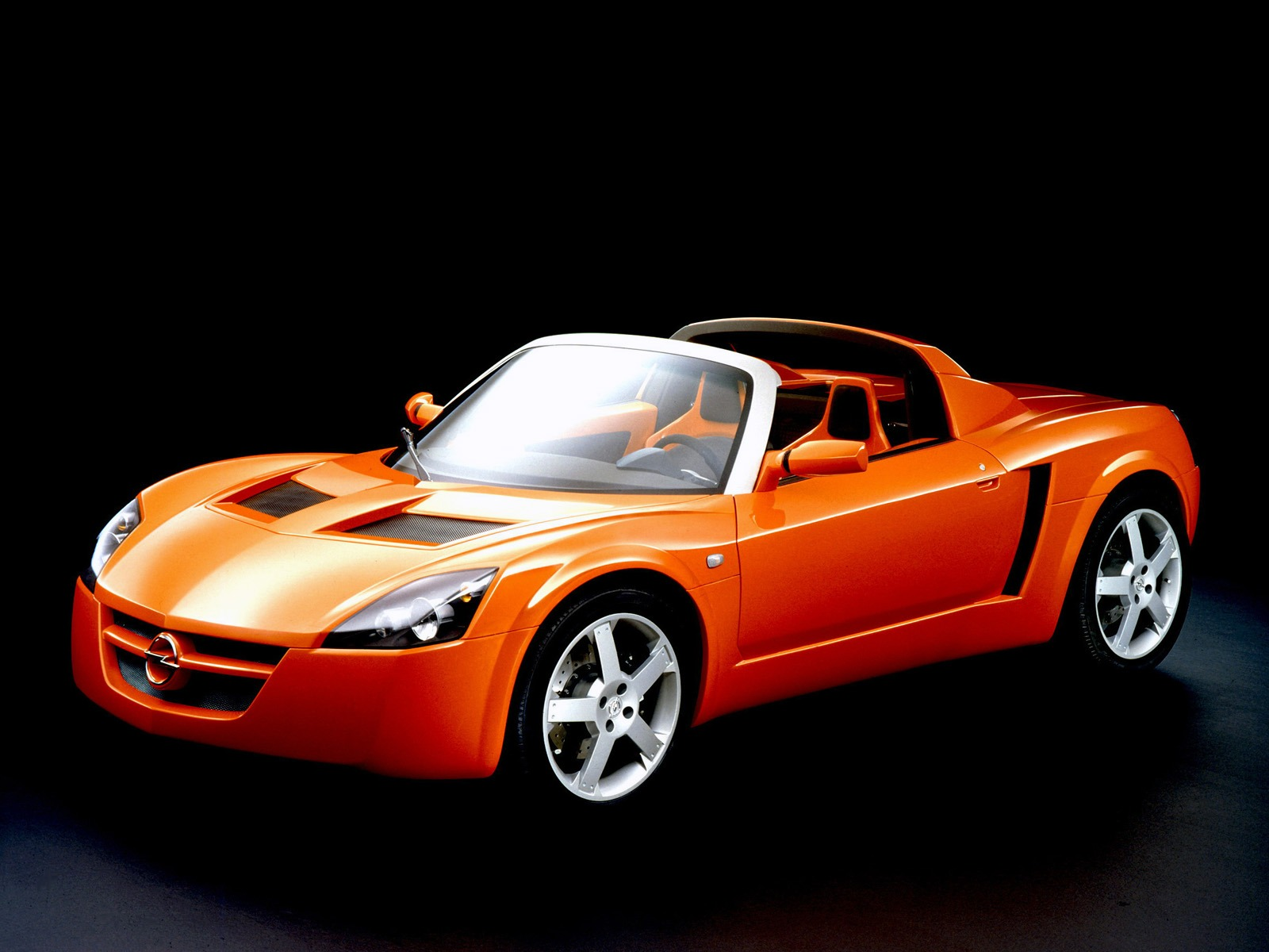 Opel Speedster Concept 1999 Old Concept Cars