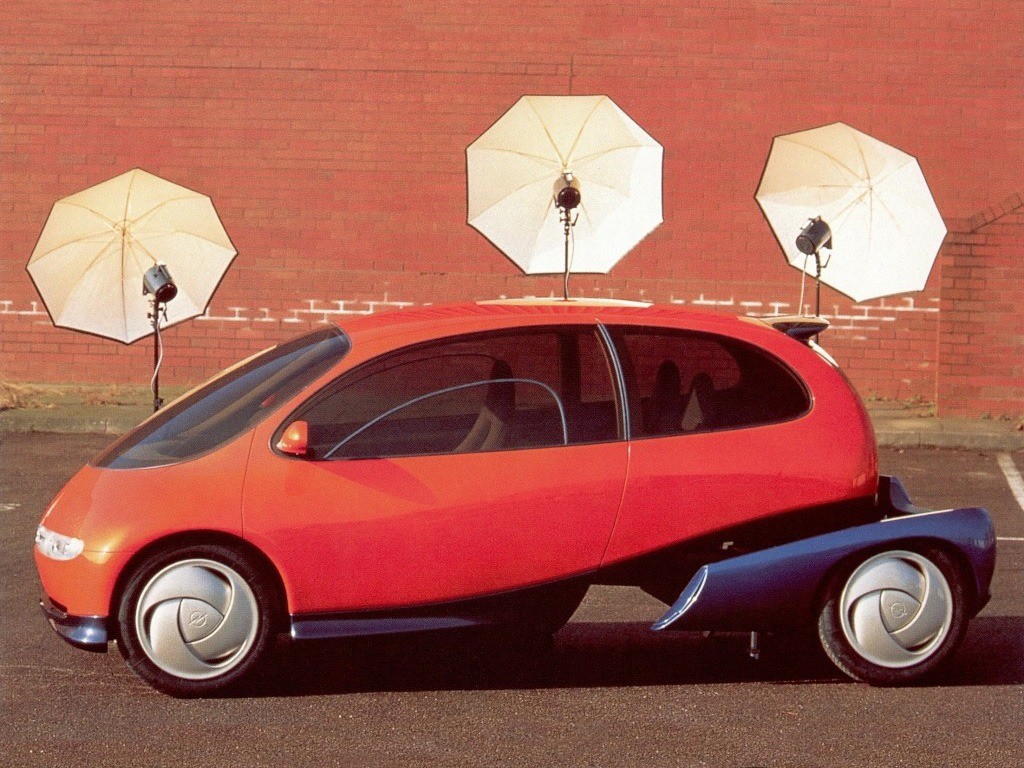 Opel Twin Concept (1992)