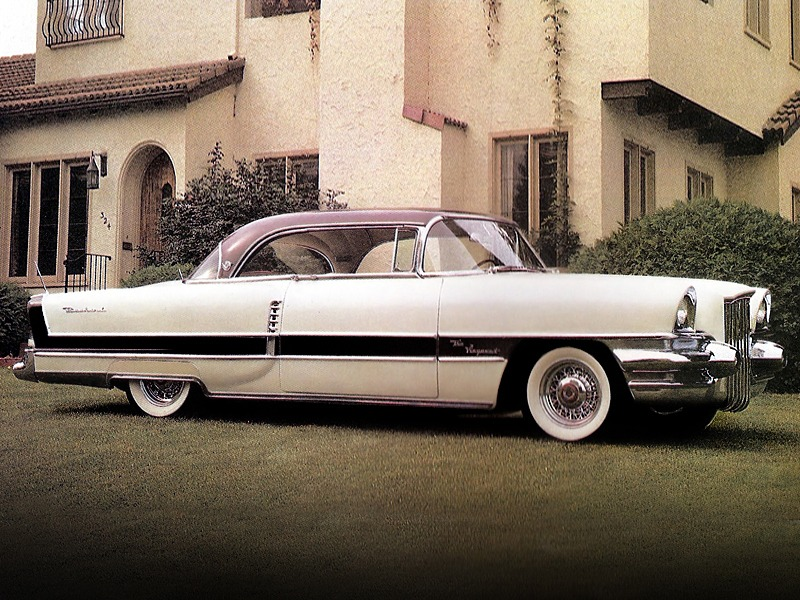 Packard Request Concept Car (1955)