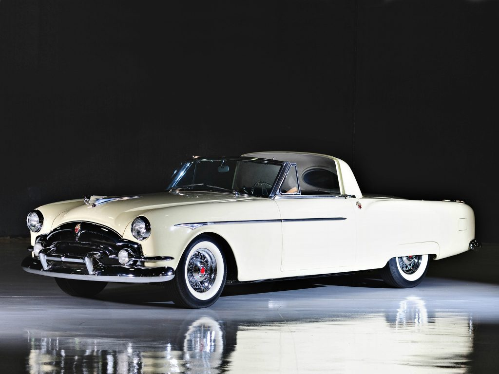 Packard Saga Concept Car (1955)