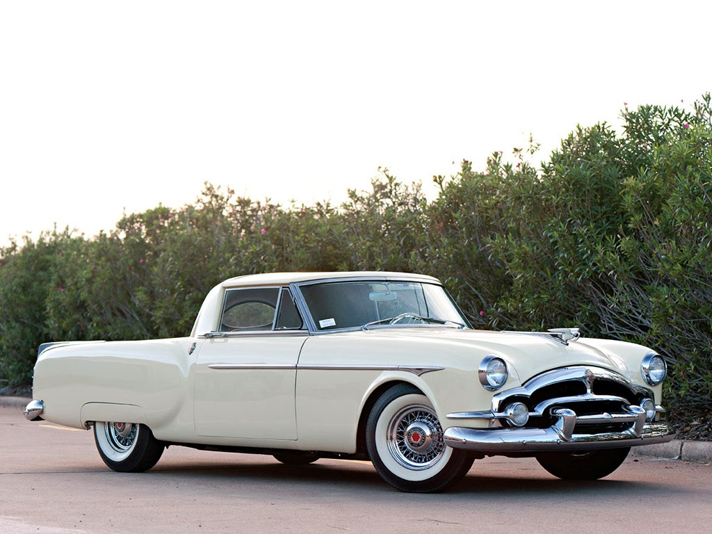 Top 5 Fastest Cars >> Packard Saga Concept Car (1955) - Old Concept Cars