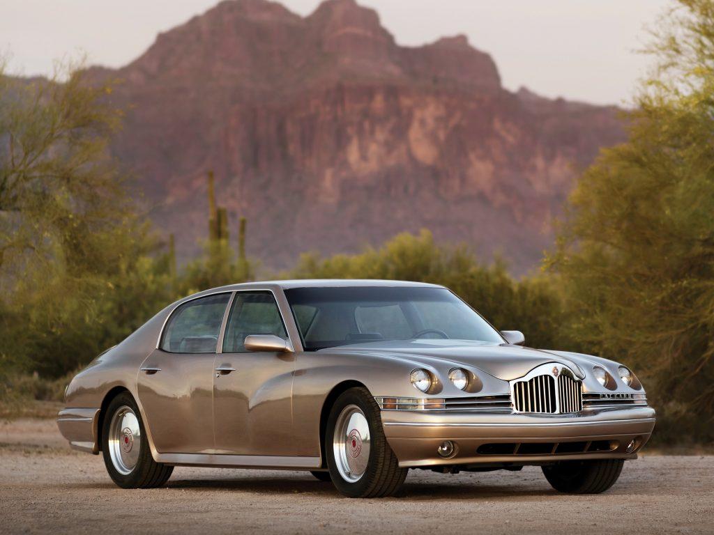 Packard Twelve Concept (1999)