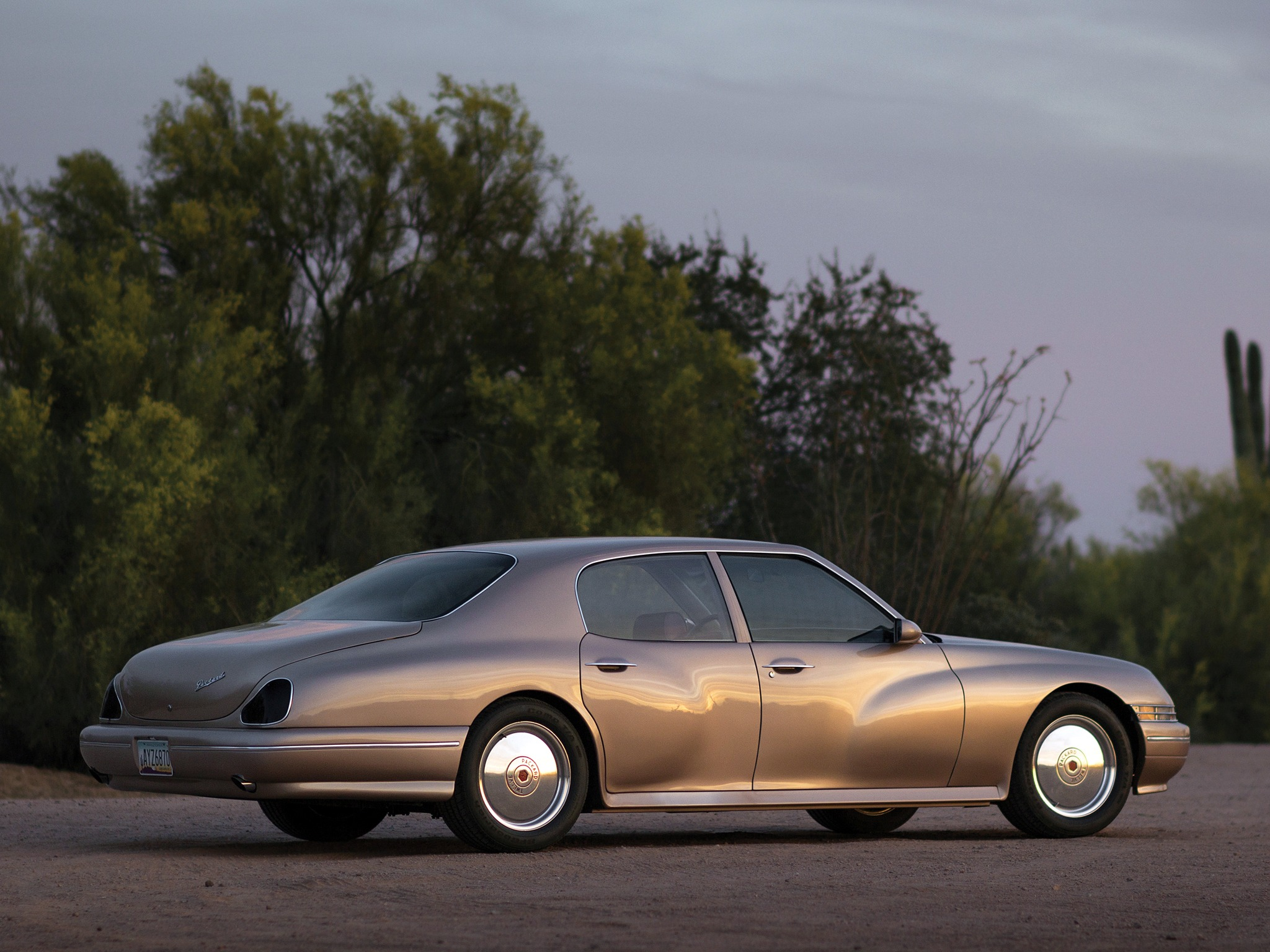 Packard Twelve Concept 1999 Old Concept Cars HD Wallpapers Download free images and photos [musssic.tk]