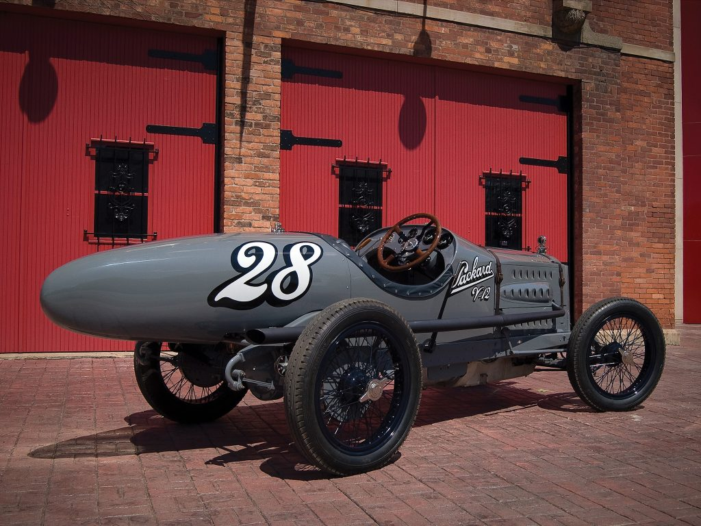 Packard Twin Six Experimental Racer (1916)