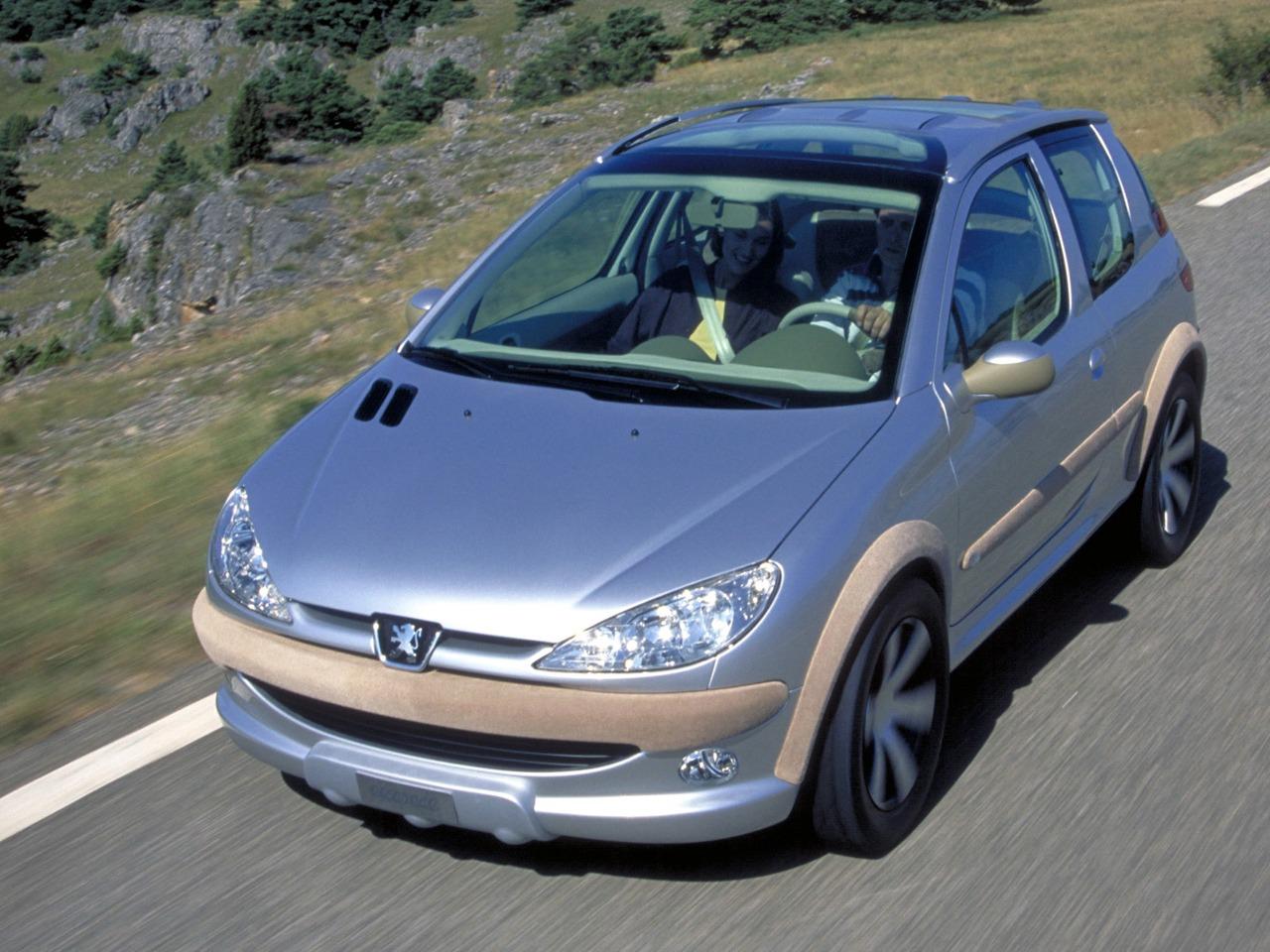 Peugeot 206 Escapade (1998)