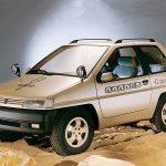 Peugeot 4×4 Agades (1989)