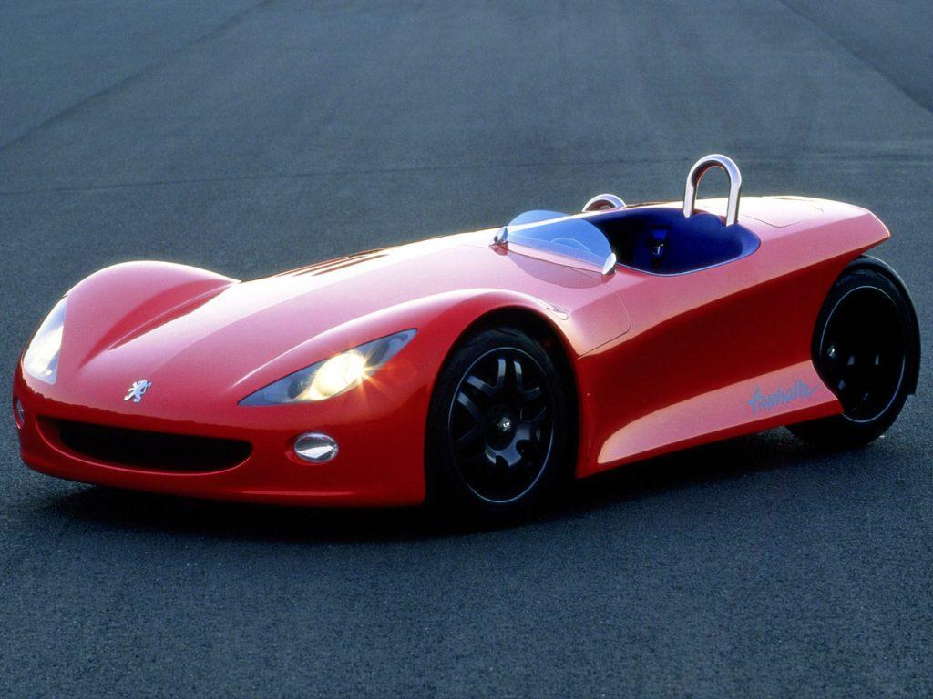 Peugeot Asphalte (1996)