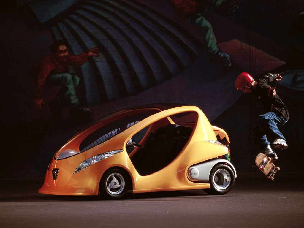 Peugeot E-doll (2000)