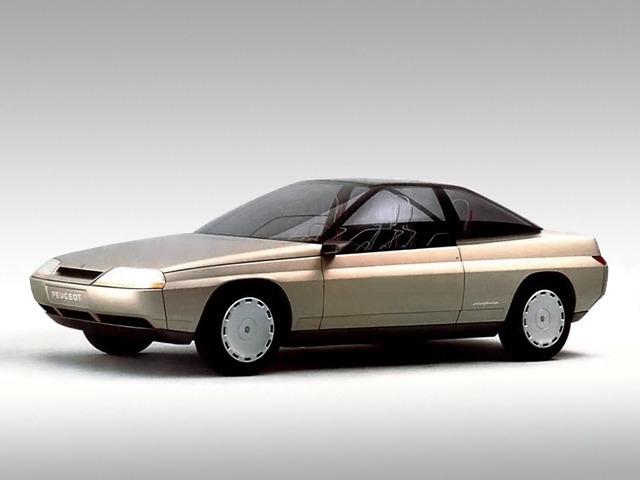 Peugeot Griffe 4 (1985)