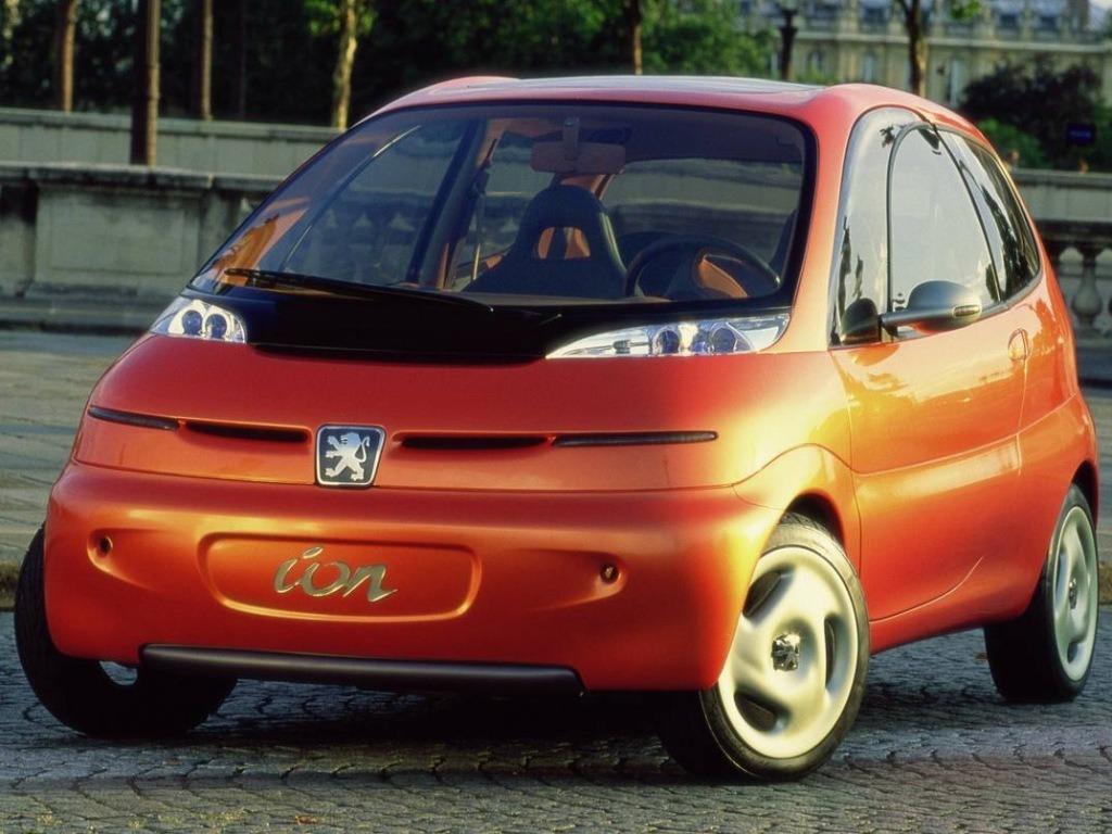 Peugeot Ion (1994)