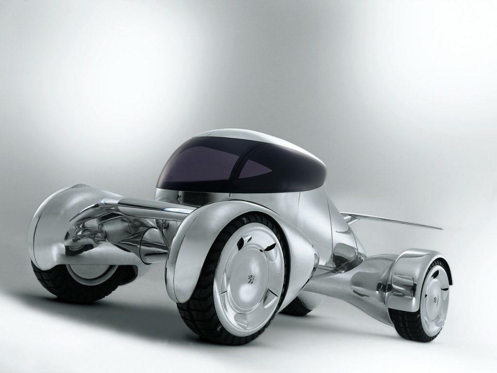 Peugeot Moonster (2001)