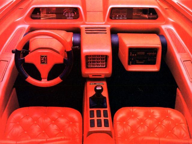 proxima concept car