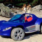 Peugeot Touareg (1996)