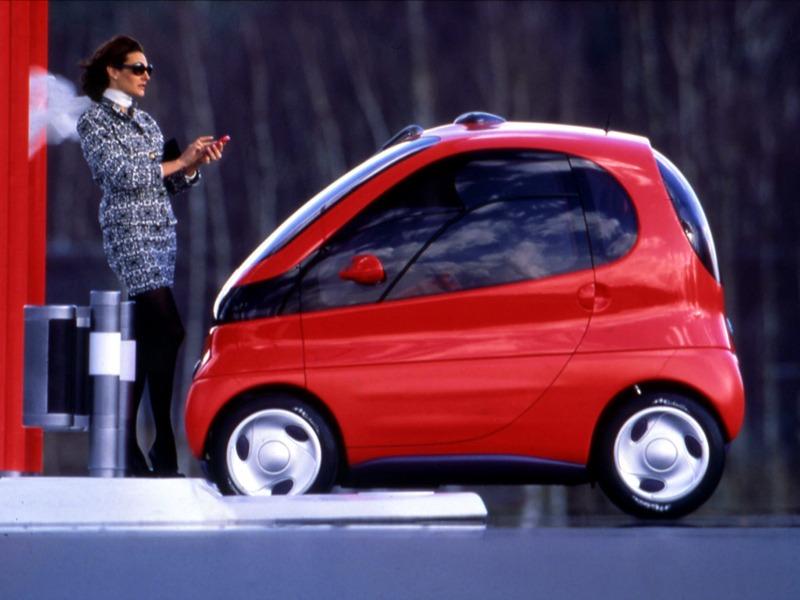 Peugeot Tulip (1996)