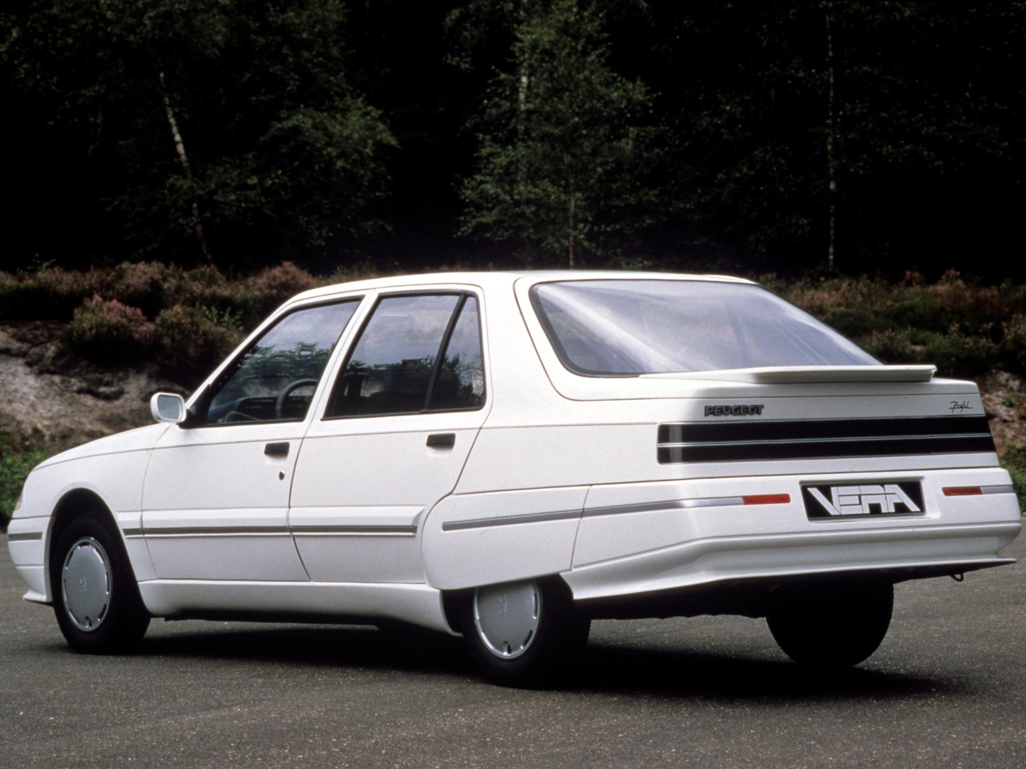 Peugeot Vera Profil (1...