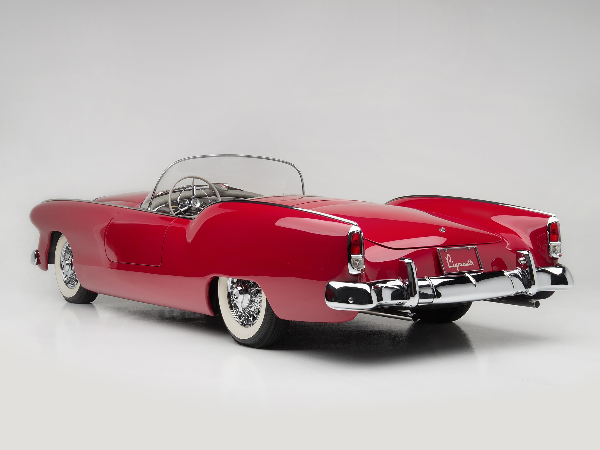 Plymouth Belmont Concept 1954 Old Concept Cars
