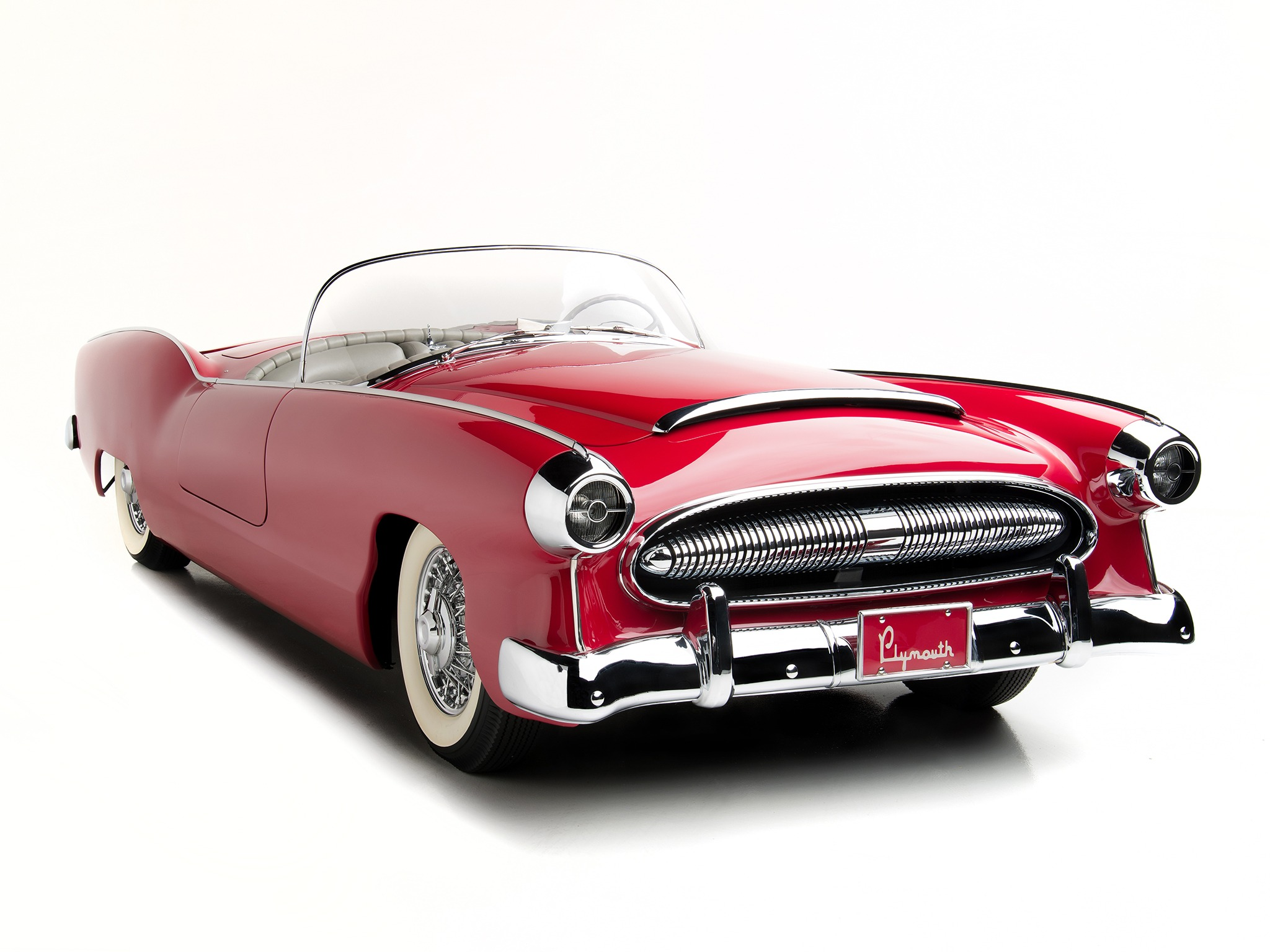 Plymouth Belmont Concept (1954) – Old Concept Cars