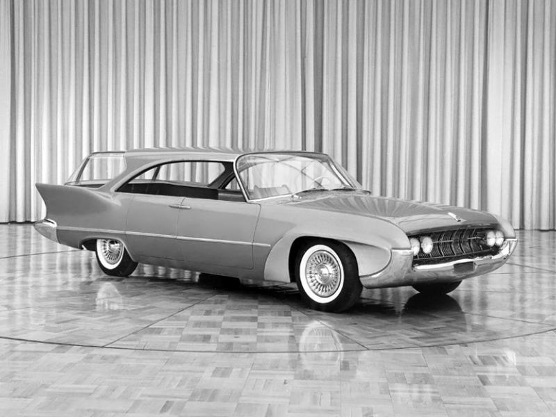 Plymouth Cabana Concept (1958)