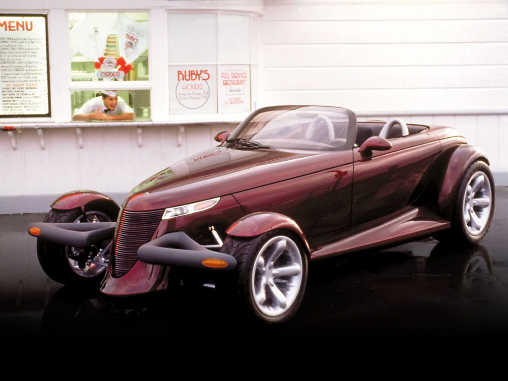 Plymouth Prowler Concept (1993)