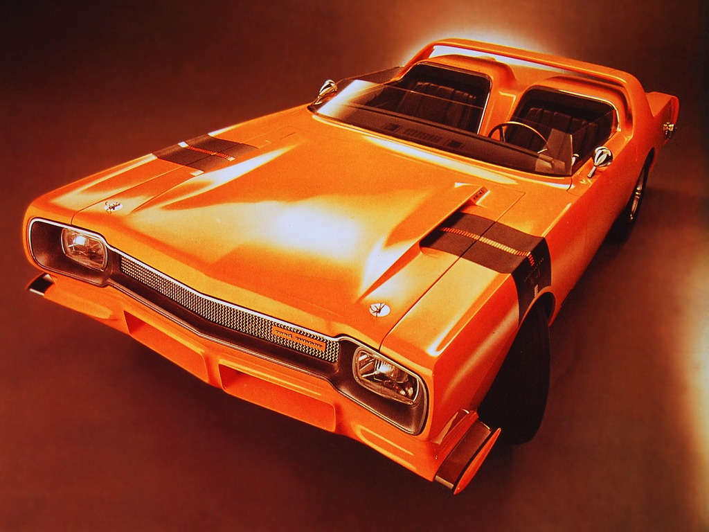 Plymouth Road Runner Concept (1964)