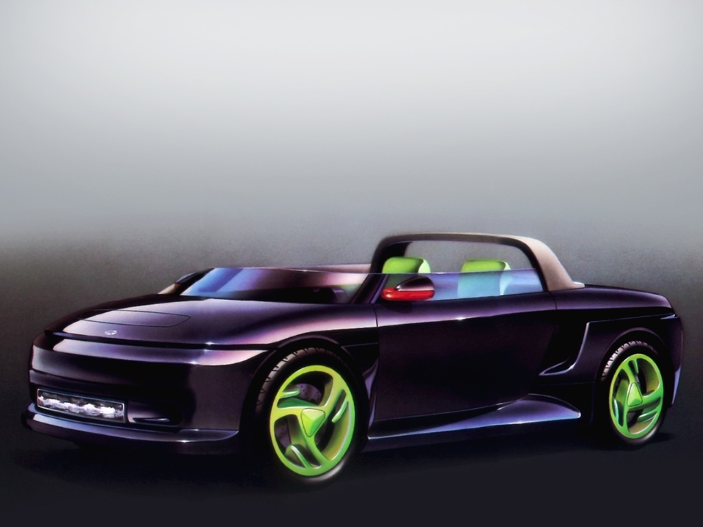 Plymouth Speedster Concept (1989)
