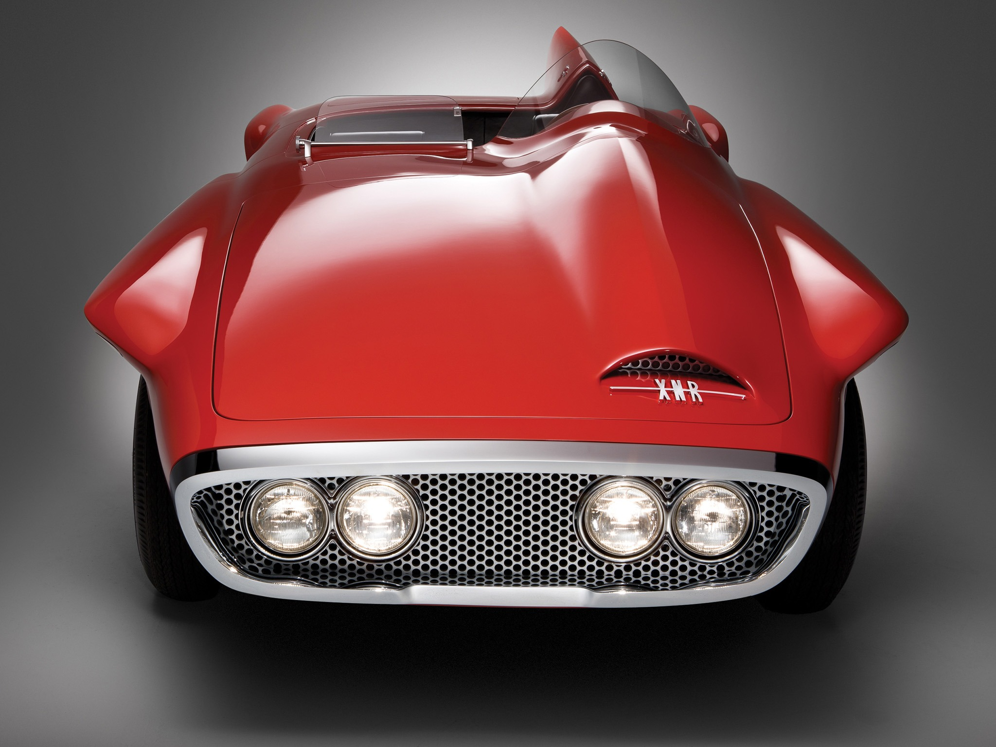 Plymouth Xnr Concept 1960 Old Concept Cars