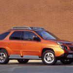 Pontiac Aztek SRV Concept (2001)