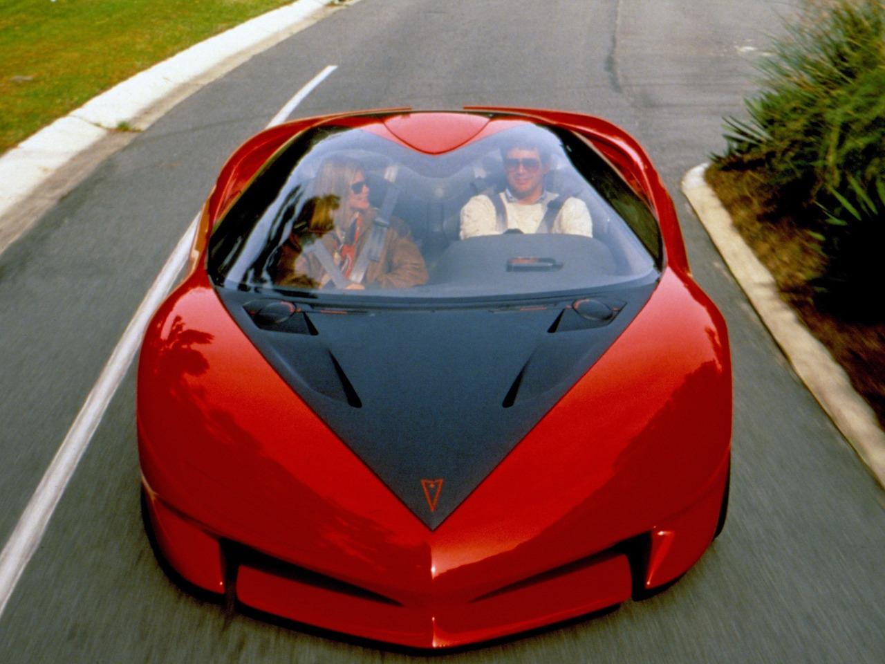 Pontiac Banshee Concept 1988 Old Concept Cars
