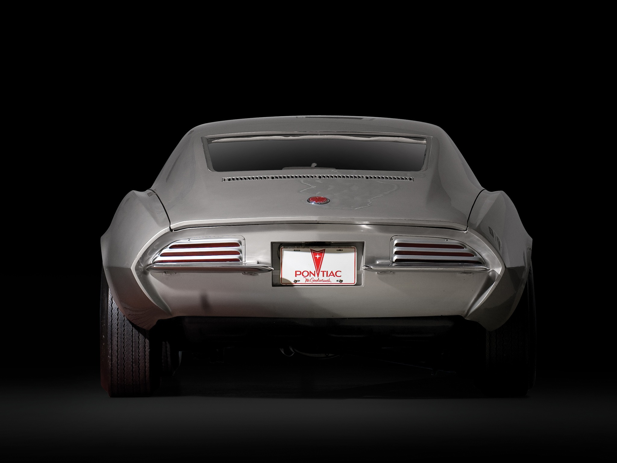 Top 10 Fastest Cars >> Pontiac Banshee Concept Car (1964) - Old Concept Cars