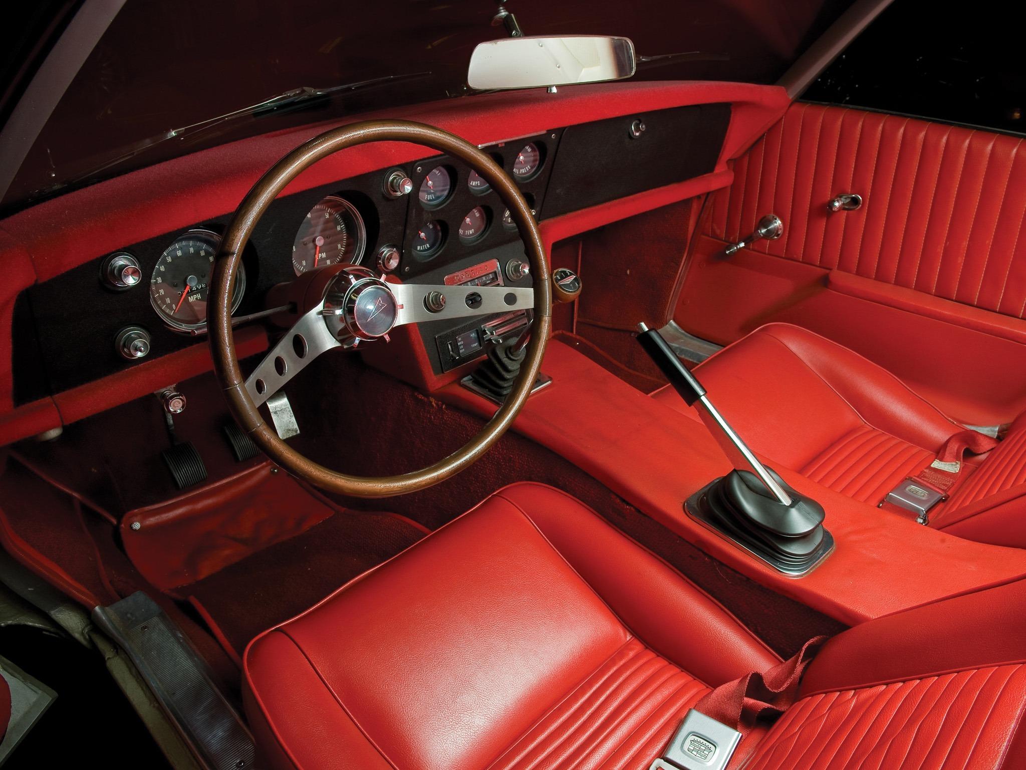 Pontiac Banshee Concept Car (1964) - Old Concept Cars