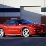 Pontiac Firebird Raptor Concept (2001)