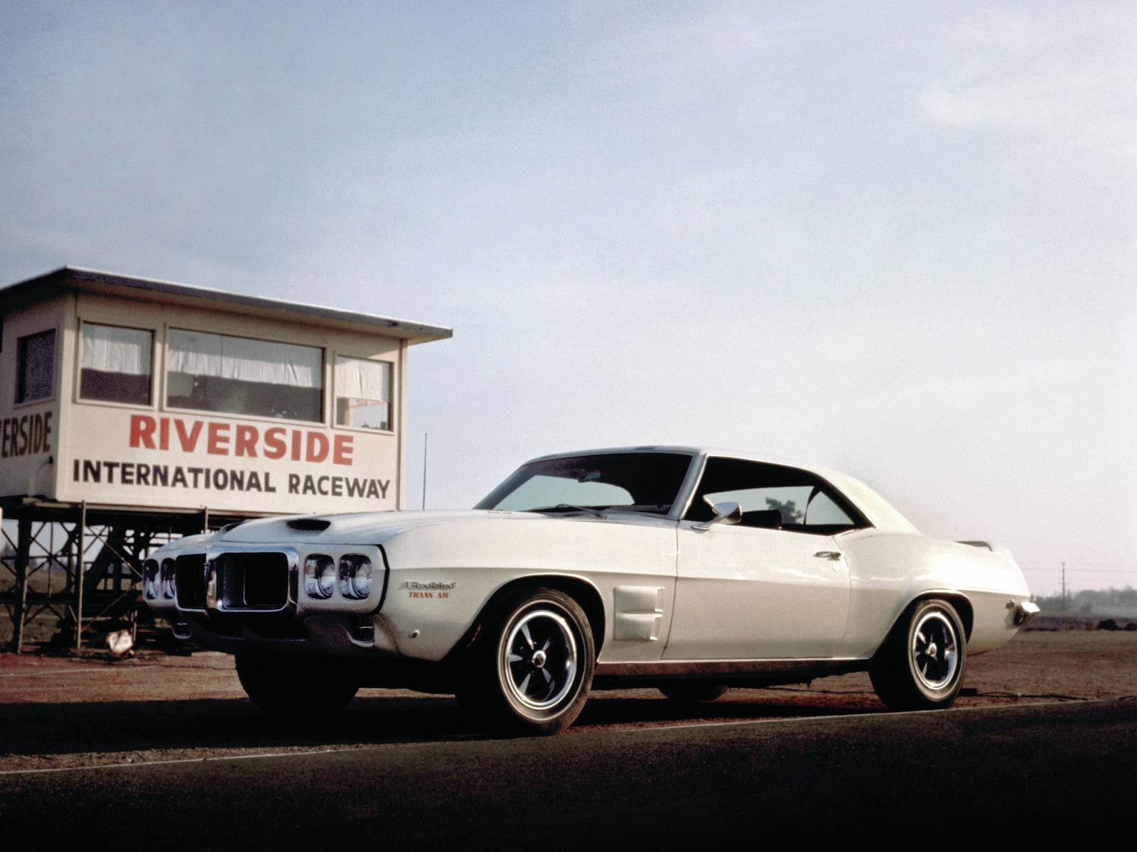 Pontiac Firebird Trans Am Prototype (1969) – Old Concept Cars