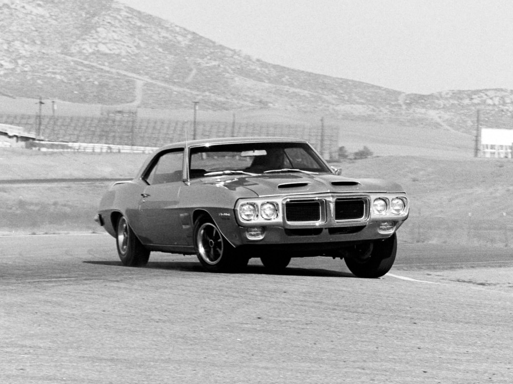 Pontiac Firebird Trans Am Prototype (1969)