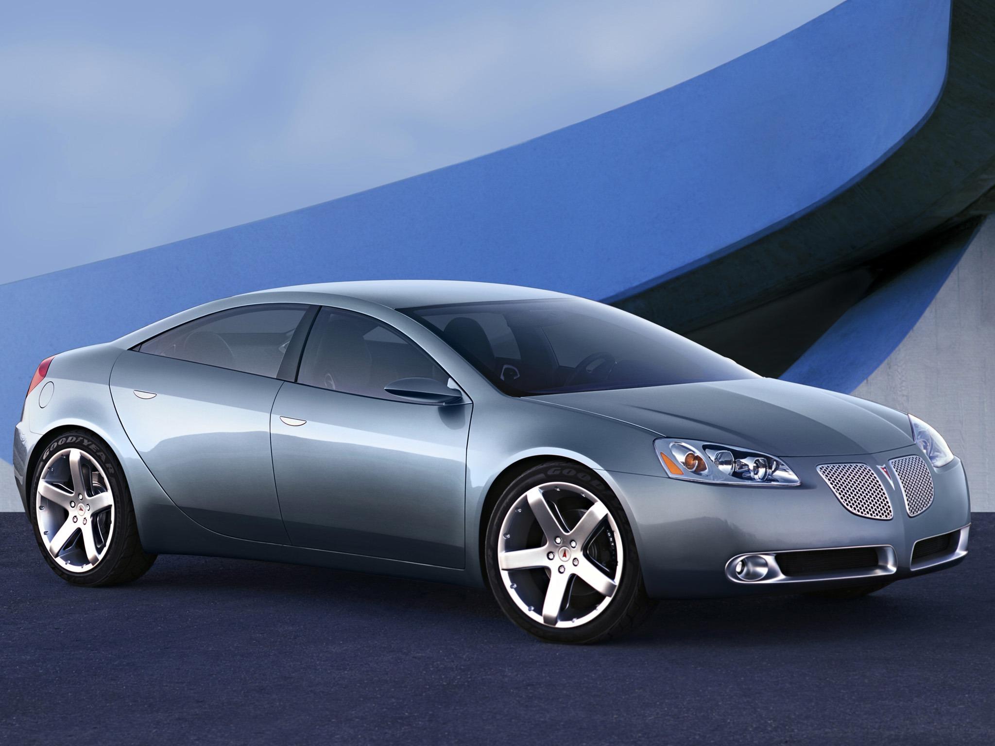 pontiac g6 concept 2003 old concept cars. Black Bedroom Furniture Sets. Home Design Ideas