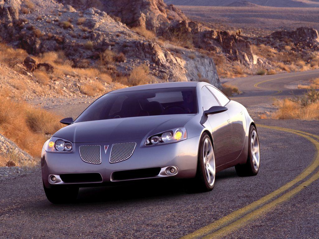 Pontiac G6 Concept (2003)