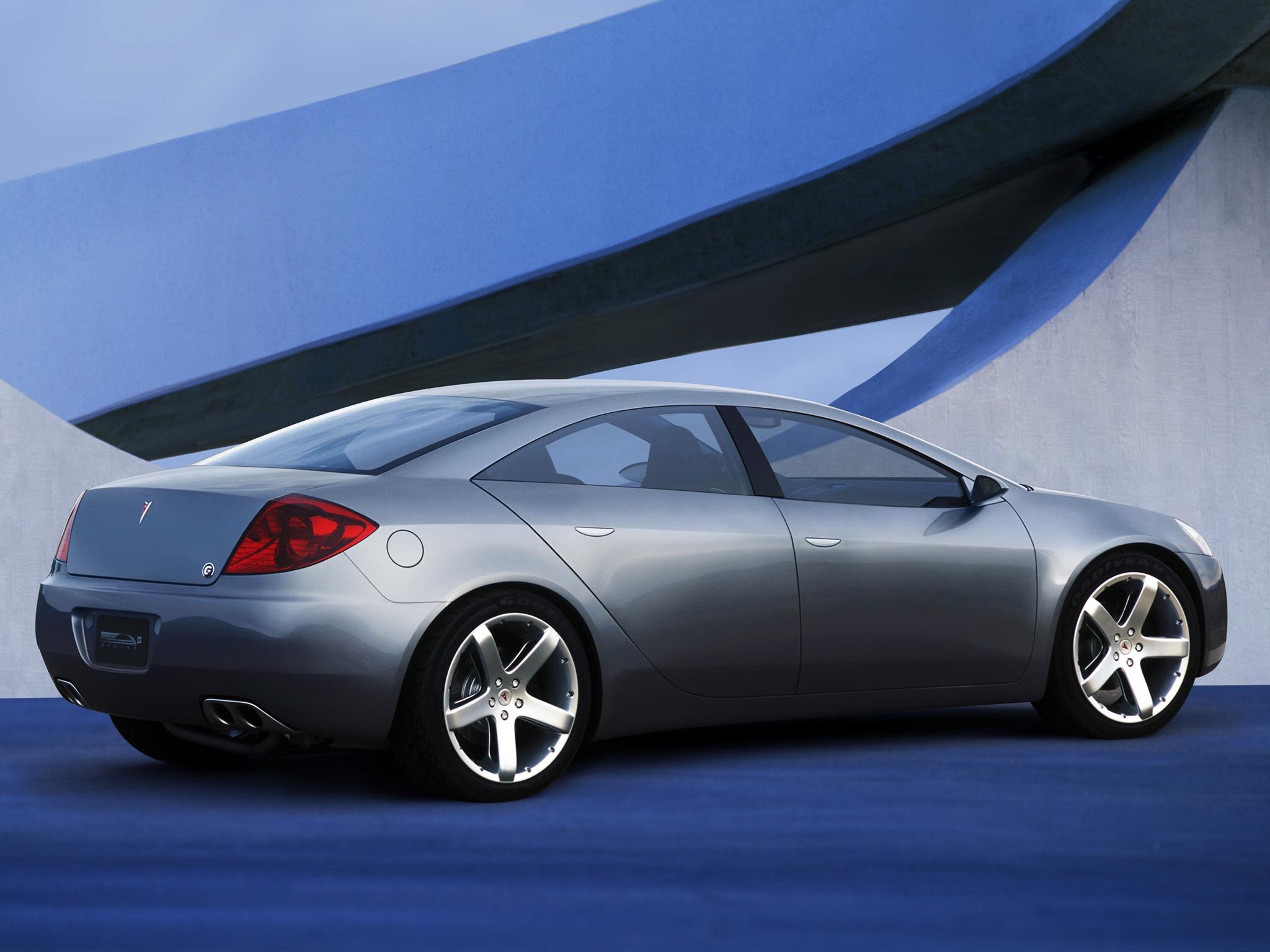 Pontiac G6 Concept 2003 Old Concept Cars