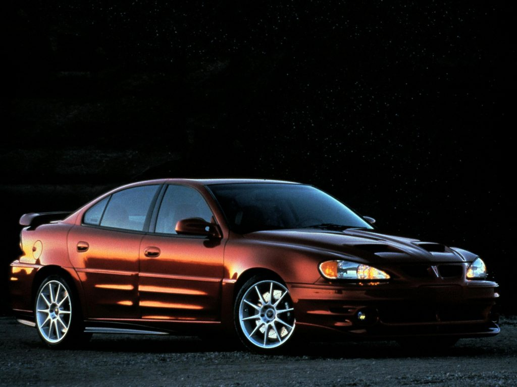 Pontiac Grand Am SC/T Concept (1999)