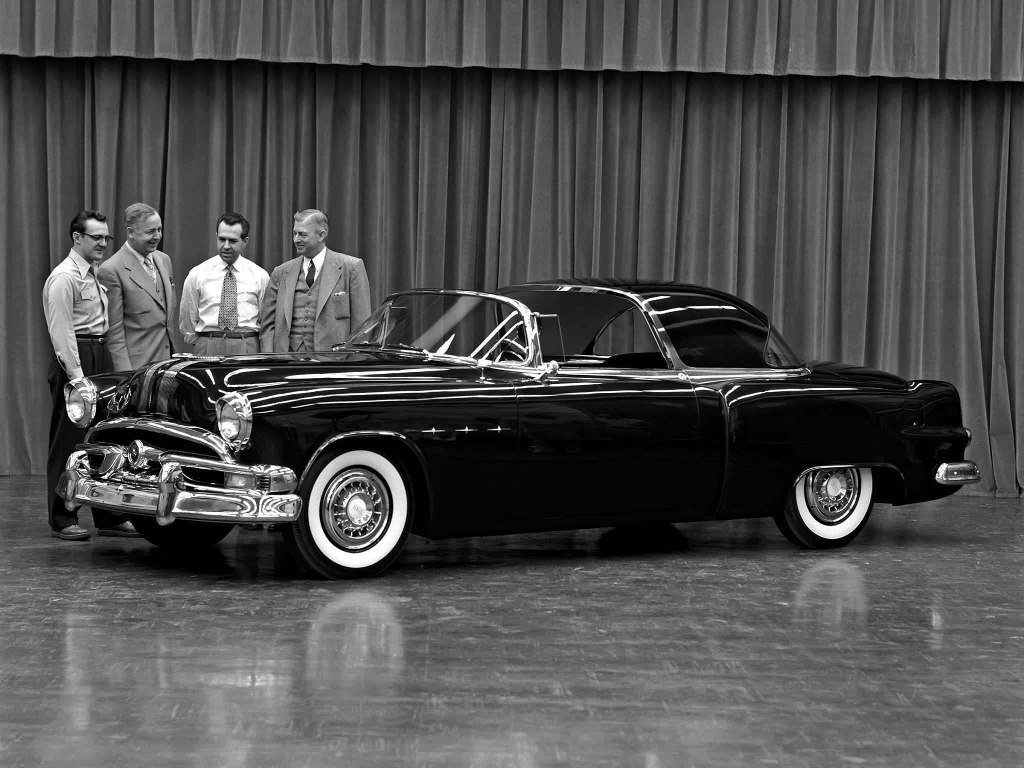 Pontiac Parisienne Concept Car 1953 Old Concept Cars