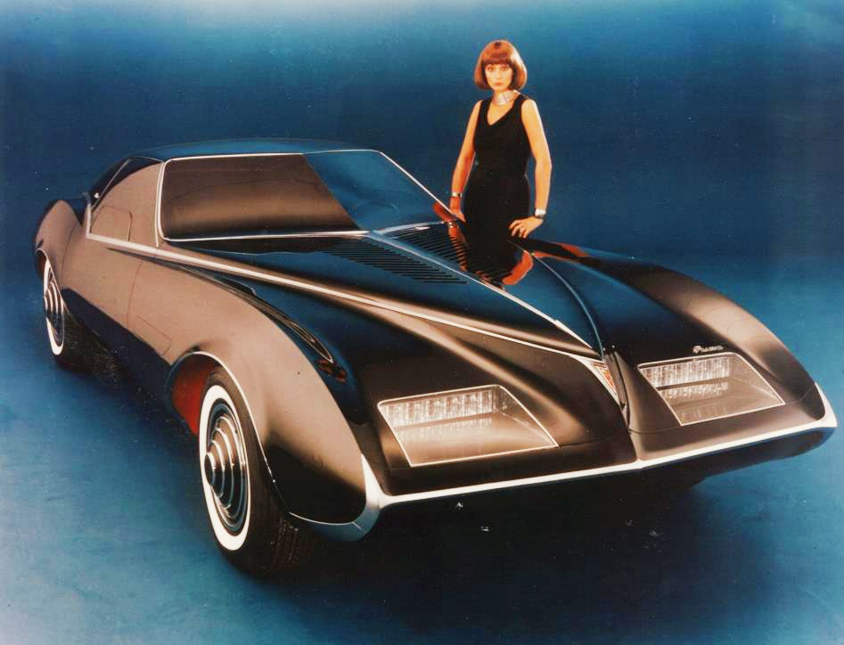 Pontiac Phantom Concept 1977 Old Concept Cars