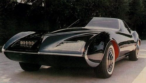 Pontiac Phantom Concept (1977) - Old Concept Cars