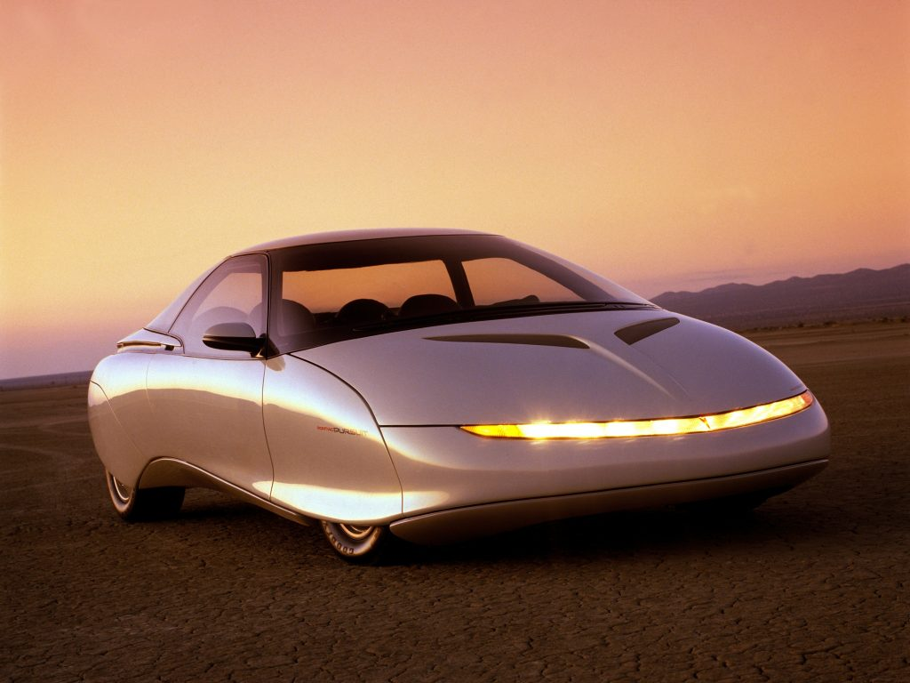 Pontiac Pursuit Concept (1987)