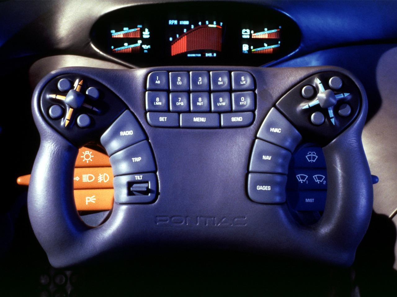 Auto Care Near Me >> Pontiac Pursuit Concept (1987) - Old Concept Cars