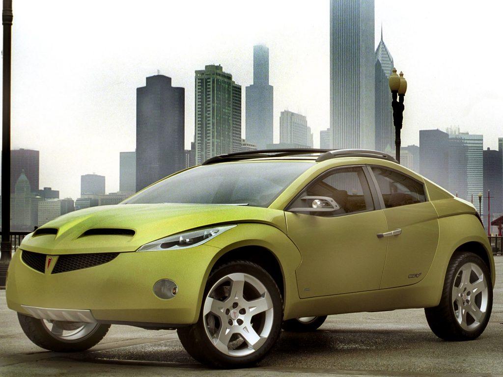 Pontiac REV Concept (2001)