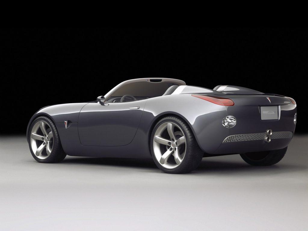 Pontiac Solstice Concept (2002)