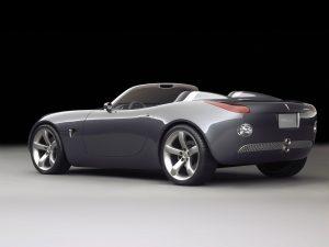 Solstice Roadster