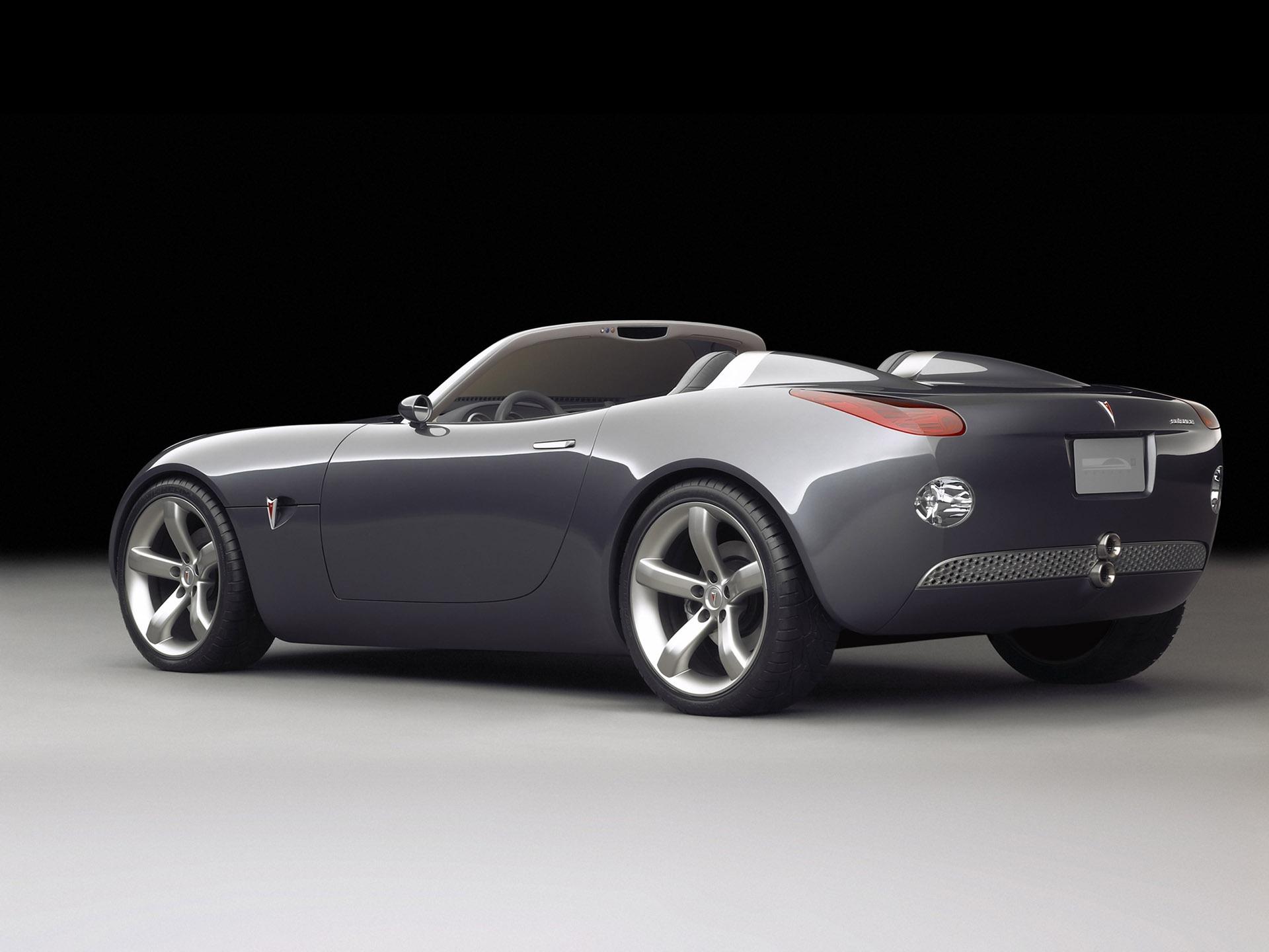 Pontiac Solstice Concept (2002) – Old Concept Cars