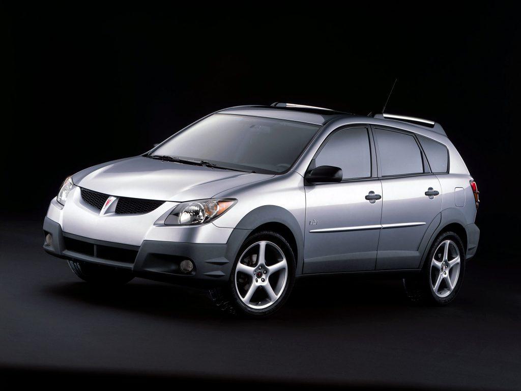 Pontiac Vibe Concept (2001)